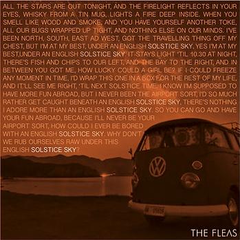 The Fleas Dressed As Food Lyrics