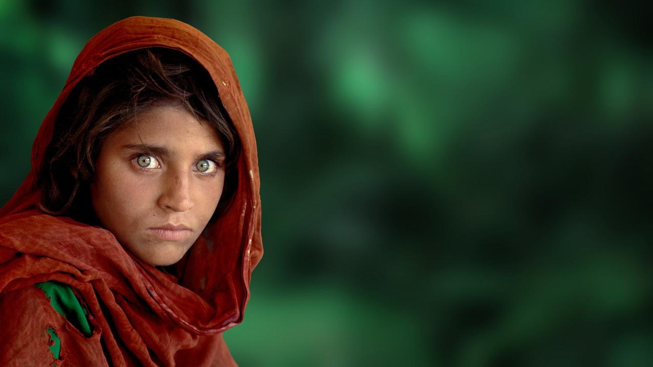 dg2-Steve Mccurry Sharbat Gula Pakistan