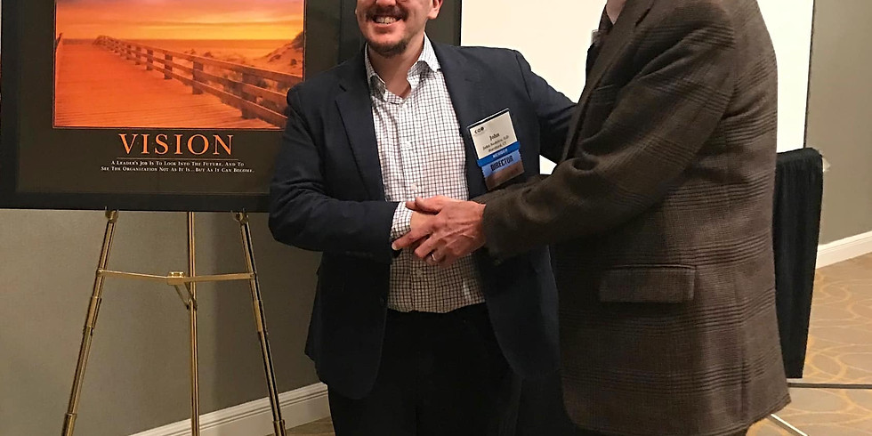 Dr. Nedelcu Awarded Connecticut's 2018 Young Optometrist of the Year!