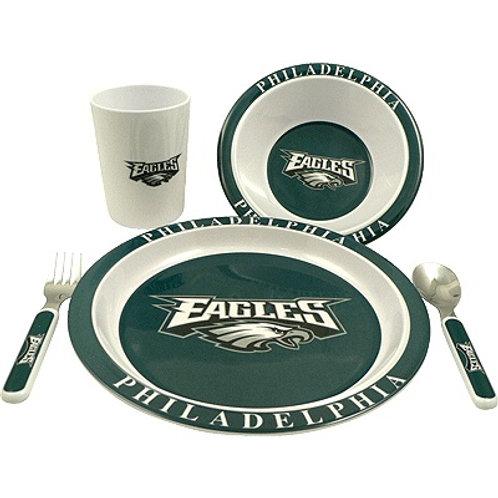 Eagles Kids Dinner Set