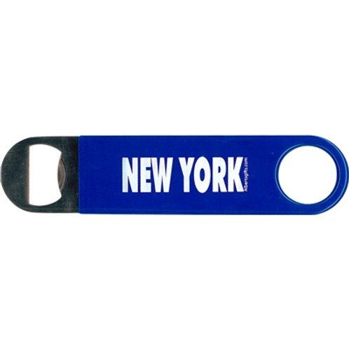 LG BOTTLE OPENER NEW YORK BLUE