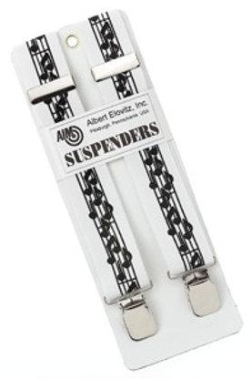 Staff Suspenders