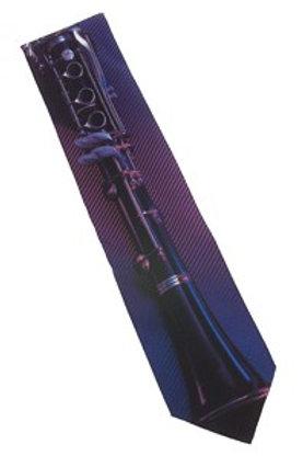 Designer Clarinet Tie