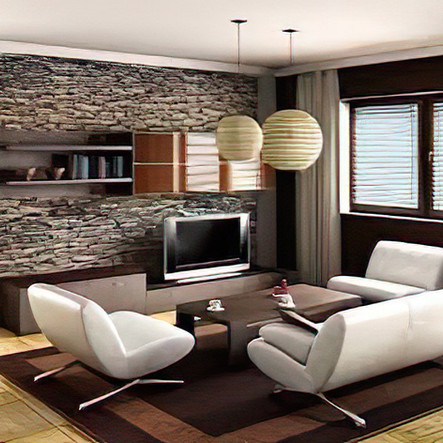 Wallpaper Decor Design Ideas