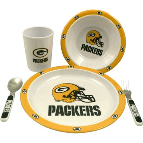 Packers Kids Dinner Set