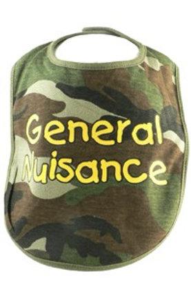 General Nuisance Camo Bib