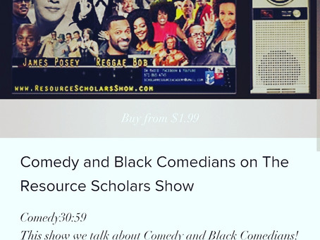 Comedy Comedy Black Comedy on the Resource Scholars Show
