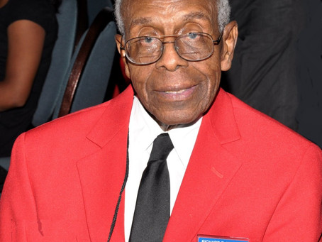 Tuskegee Airmen Chief Master Sergeant Richard R. Hall, Jr. Dies at 97