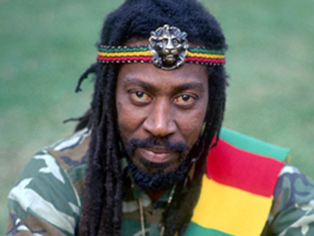 Bunny Wailer of the Legendary Reggae Group The Wailers Passes at 73