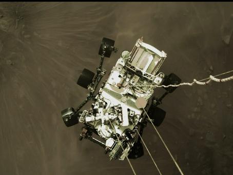 Watch NASA Land Rover on Mars