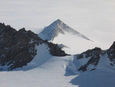 Were Antarctica's Pyramids Made by God?
