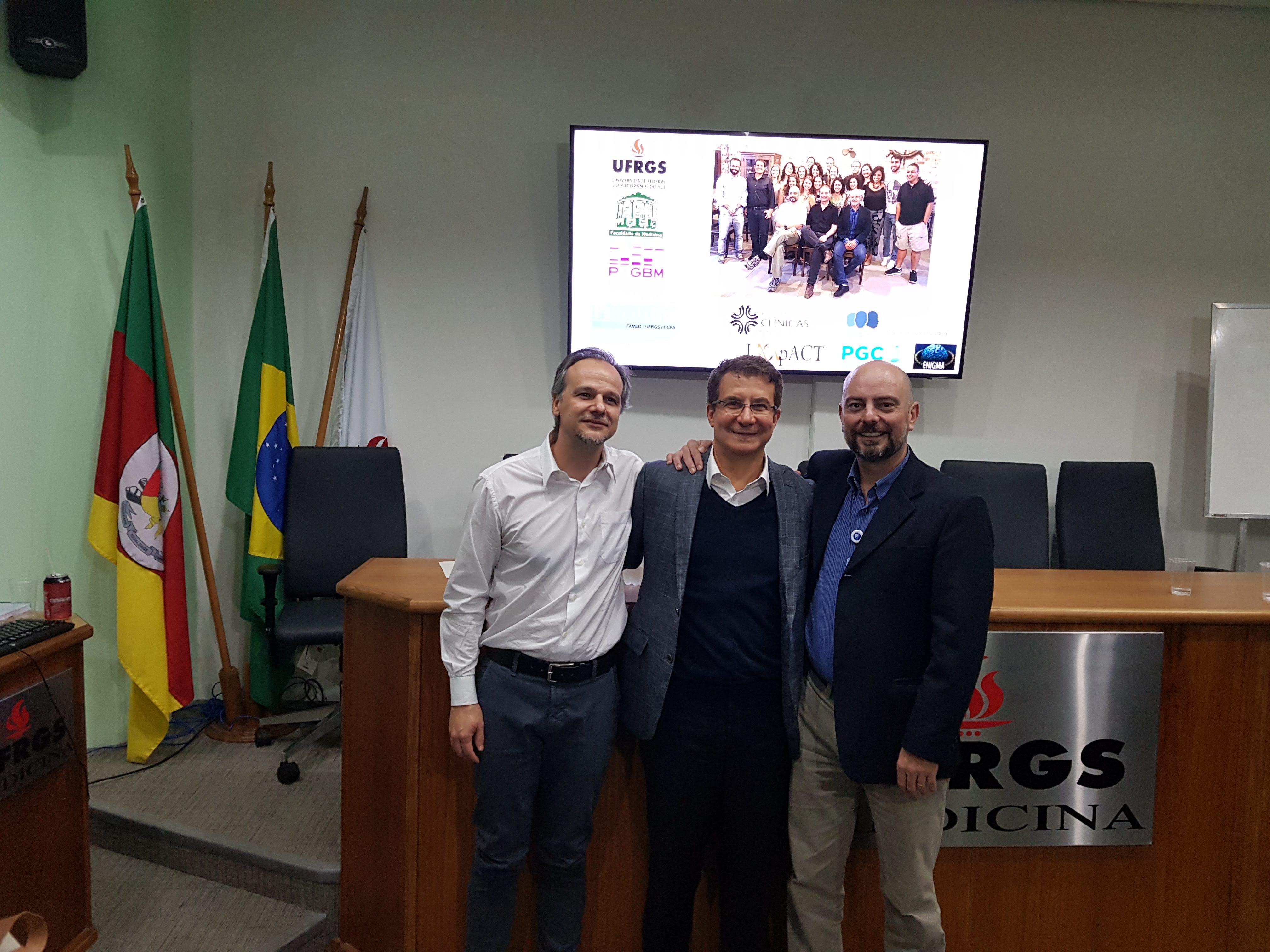 Banca Eduardo Viola UFRGS 2019