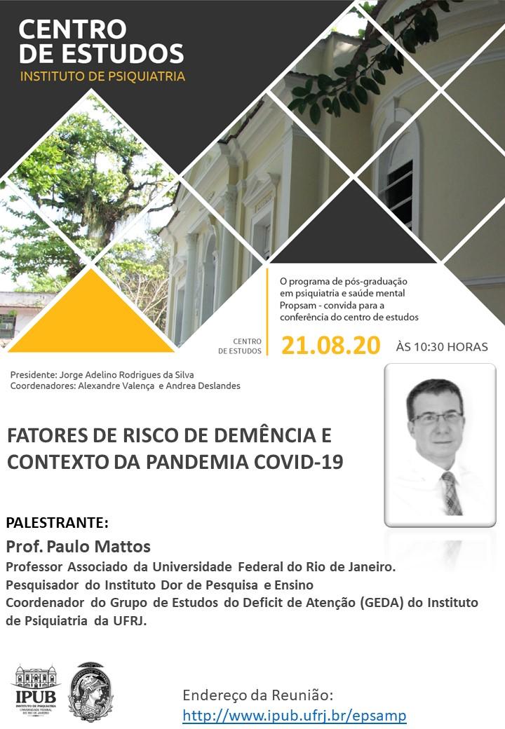 Centro de Estudos IPUB / UFRJ