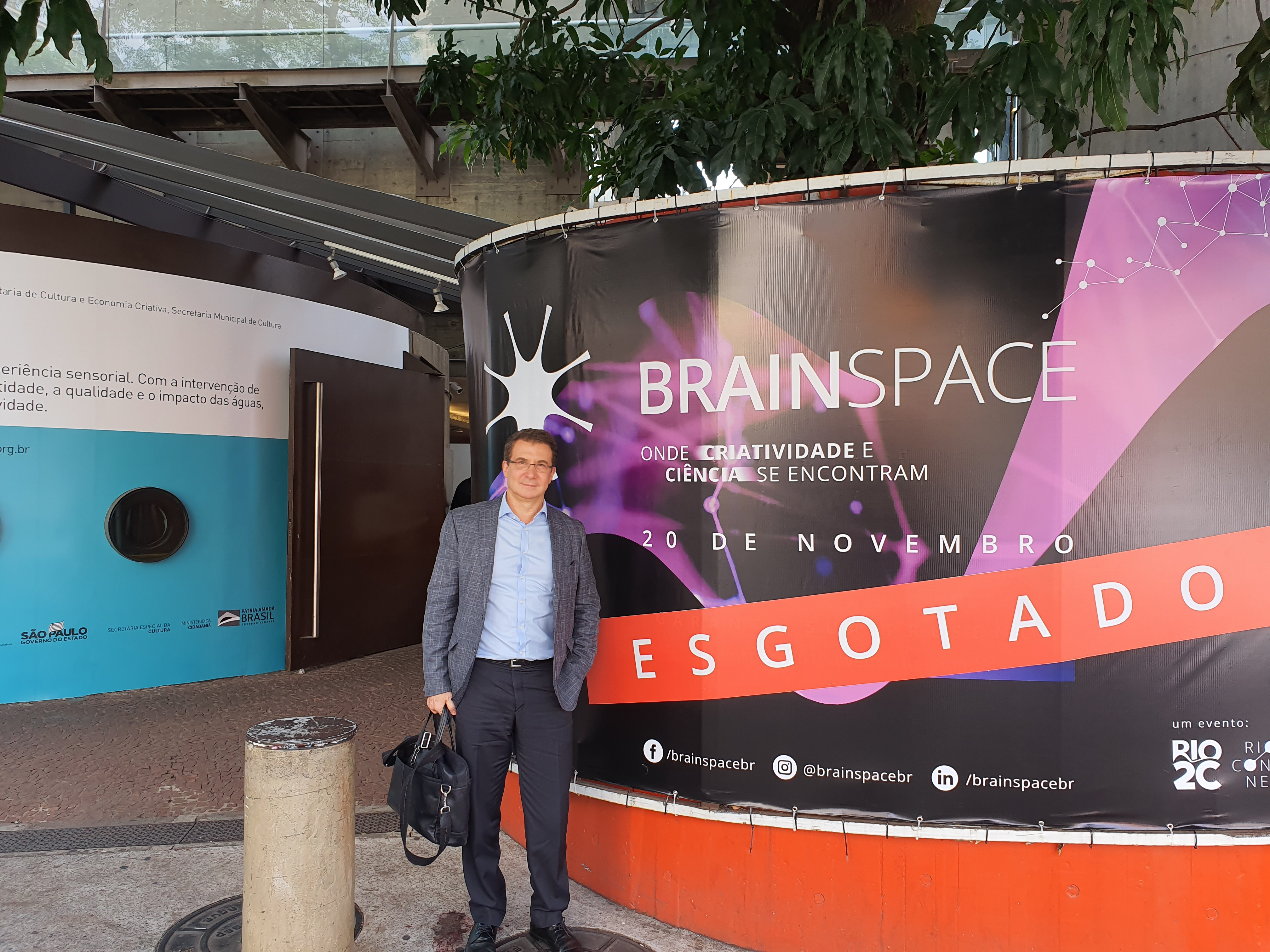 Workshop no Brainspace 2019