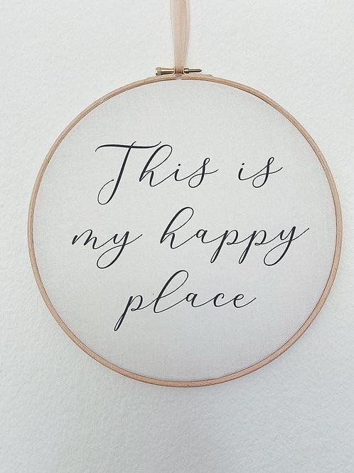 Come la felicità fa casa