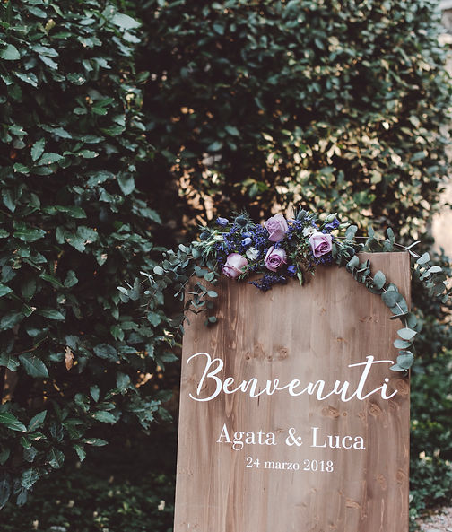 Decorazione matrimoni Ticino