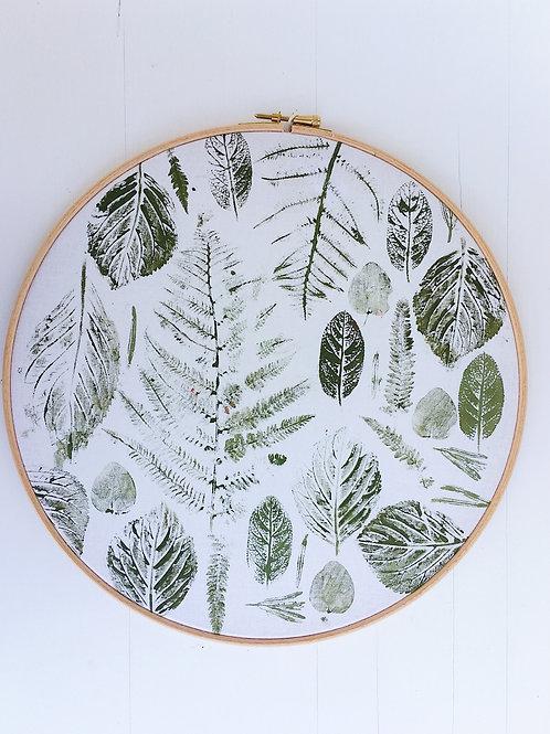 Natura Impressa - Grande verde