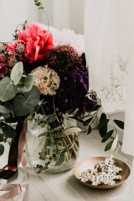Matrimonio M&A - Decorazione, Allestimento e Flower Design By Miss Deco