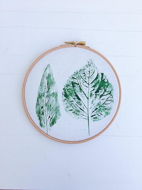 Natura Impressa - Piccola verde