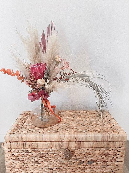 Juliette -Bouquet fiori secchi