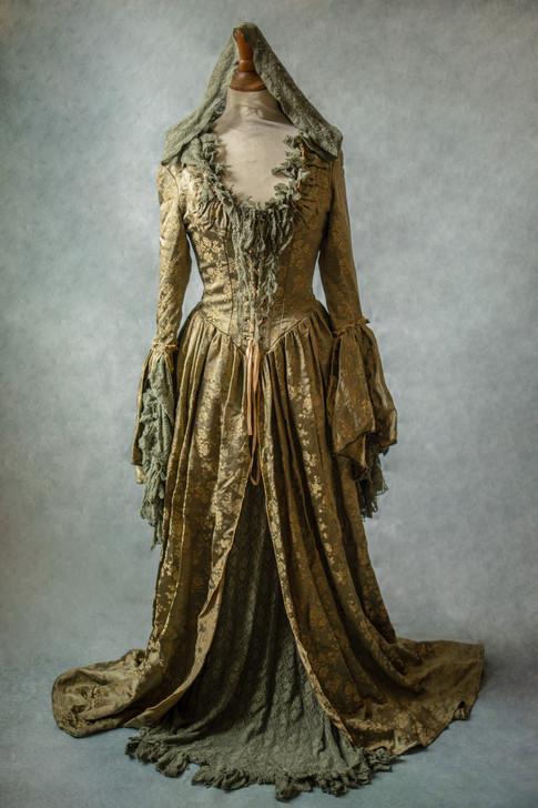 Robe inspiration historique
