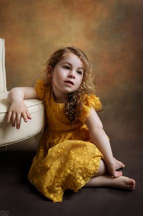 Séance photo Fine Art enfants