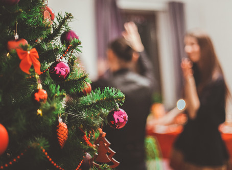 How to set boundaries around diet talk during the holidays?
