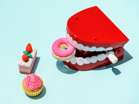 Emotional eating is NOT a problem