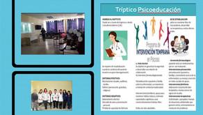 ¿Psicoeducación familiar en Psicosis Temprana? 16 años de acompañamiento a familias del ProITP