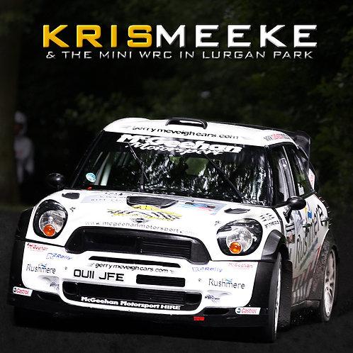DVD: Kris Meeke & the Mini WRC in Lurgan Park