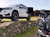 Hittin it Big Competitions - BMW X5