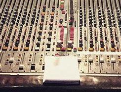 Uriah Heep studio documentary shoot in t