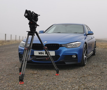 Hittin it Big Competitions - BMW 330d