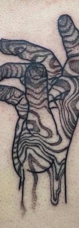 Phuckos cool tattoo artist sydney Australia