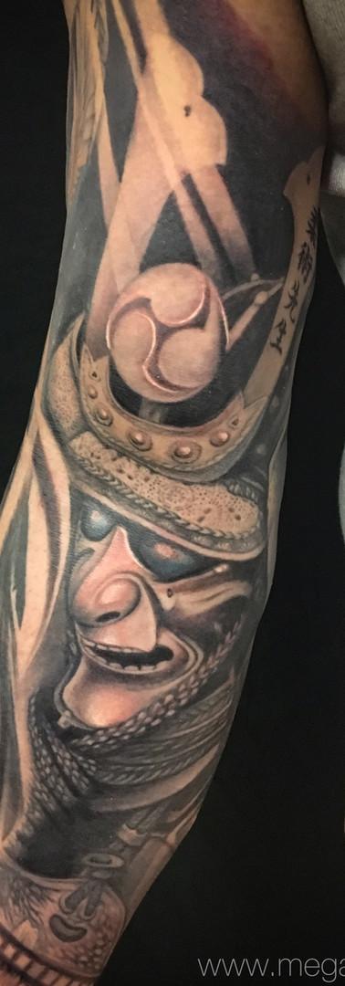 megan allard samurai