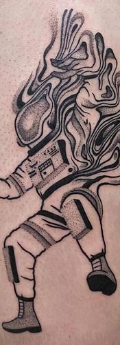 Phuckos Sydney tattoo Artist