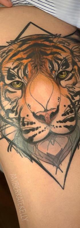 Coolest tiger tattoo ideas