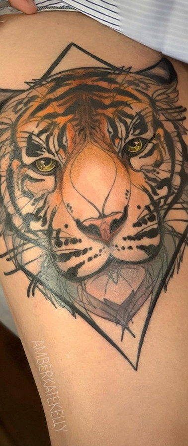 Coolest tiger tattoo ideas