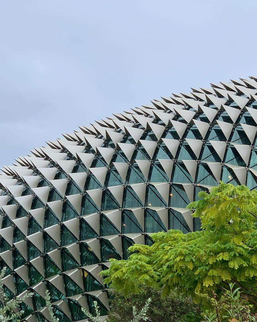 Théatre de la Bay - Singapour