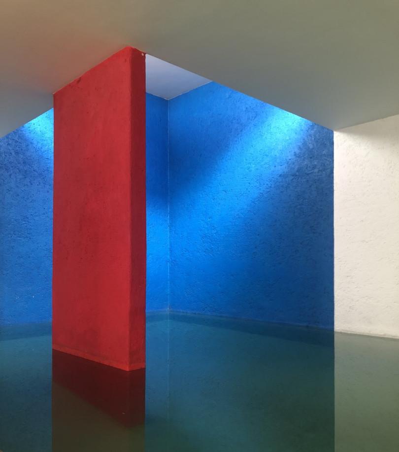 Piscine Casa Gilardi - Mexico