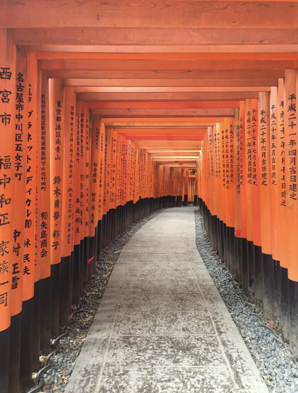 Sanctuaire Fushimi Inari - Kyoto