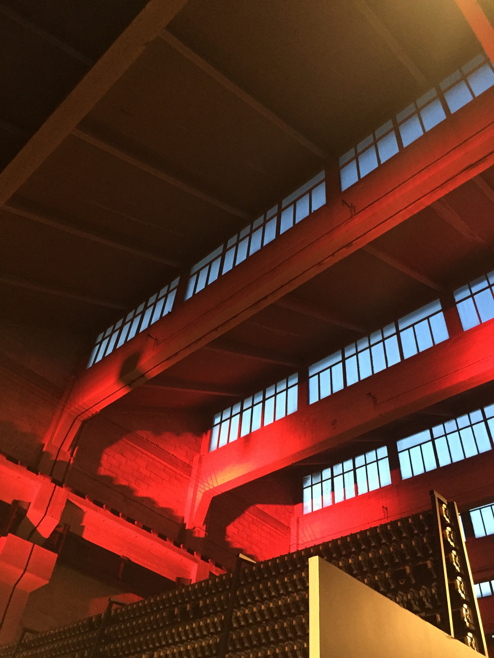 Ateliers SNCF - Paris