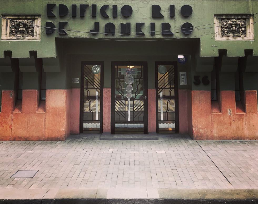 Edificio Rio de Janeiro - Mexico