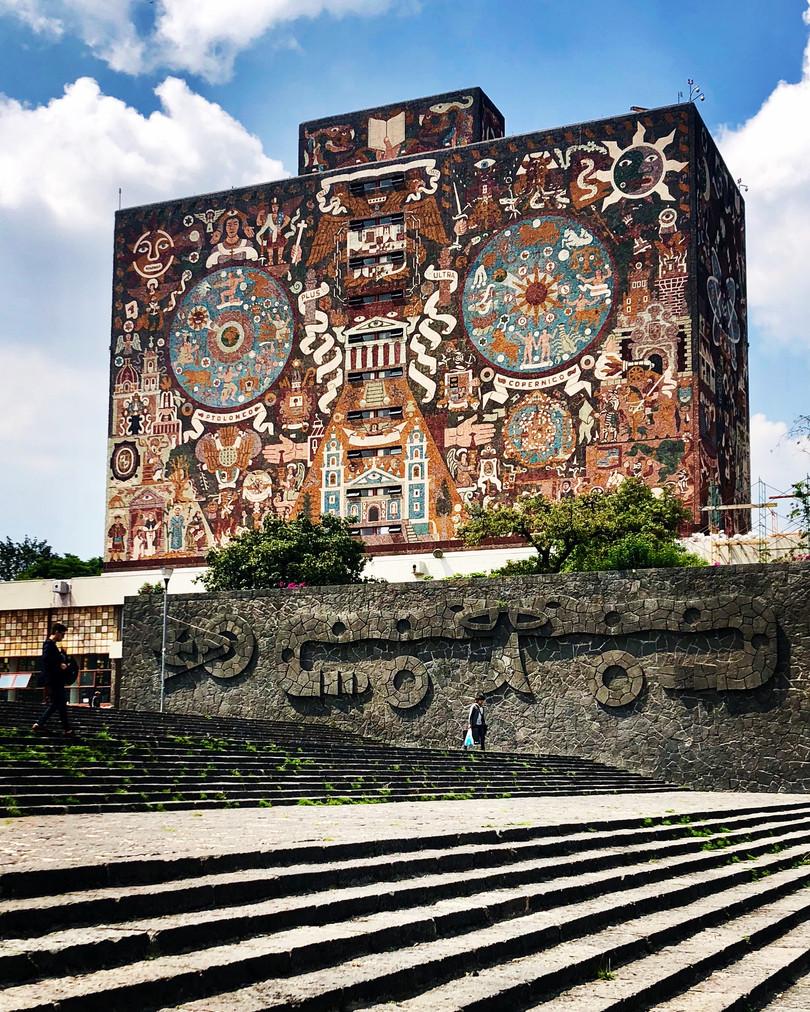 Bibliothèque Centrale - Mexico