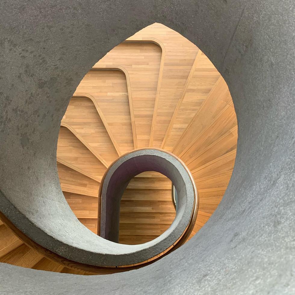 Escalier - Hong Kong
