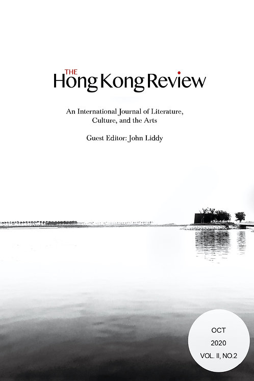 The Hong Kong Review, Vol II, No.2