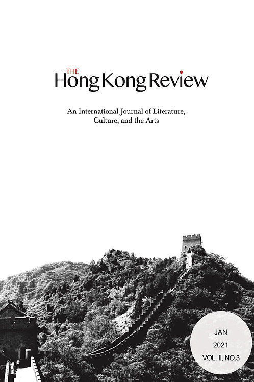 The Hong Kong Review, Vol II, No.3