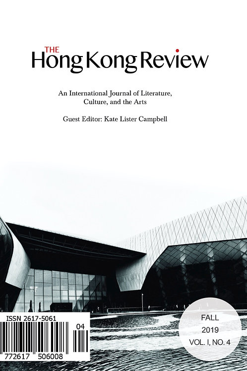 The Hong Kong Review, Vol I, No.4