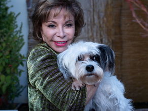 An Interview with Isabel Allende