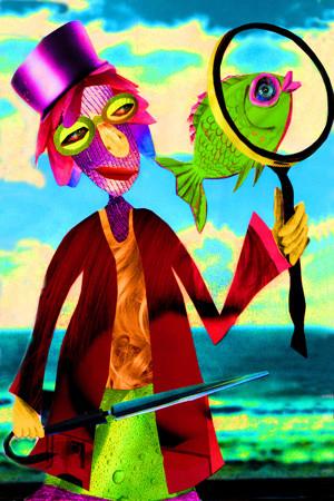 Fisheye Frances